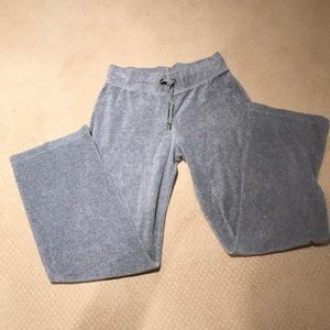 Merona velour track pants. Size XS